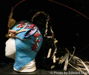 Kekunan headpiece #Toruk